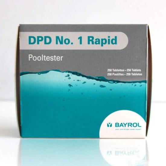 DPD No. 1 Rapid